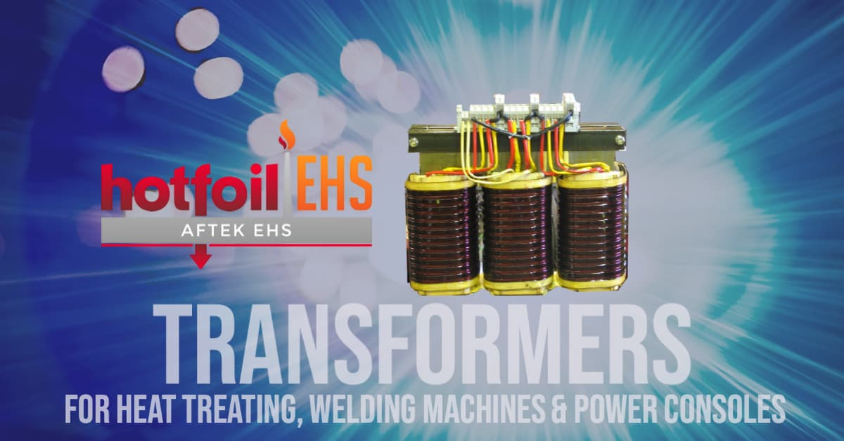 Hotfoil-EHS Aftek Transformers