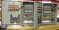 Hopper Heater Control System